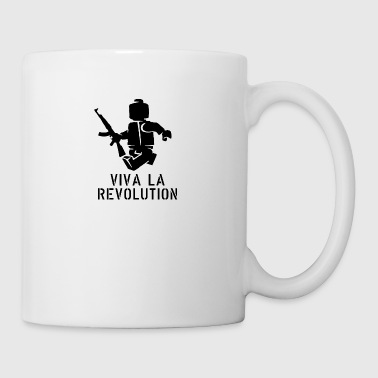 VIVA LA Revolution - Coffee/Tea Mug