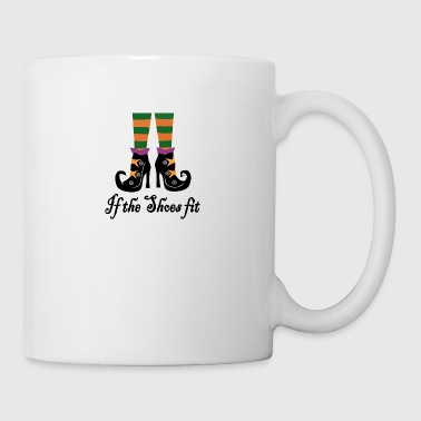 witches shoes - Coffee/Tea Mug