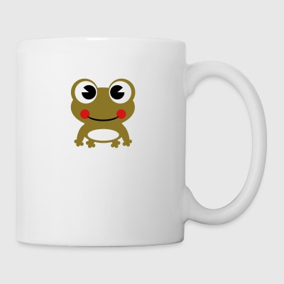frog Mug - Coffee/Tea Mug
