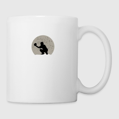 Baseball Full Moon - Coffee/Tea Mug