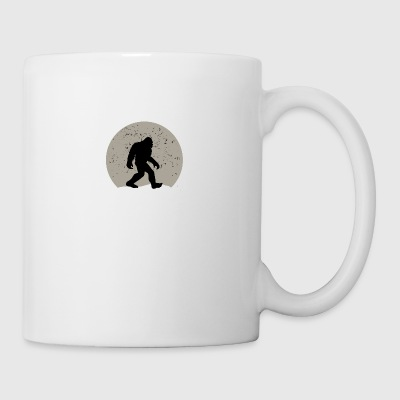 Full Moon Bigfoot - Coffee/Tea Mug
