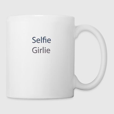 selfie-girlie - Coffee/Tea Mug