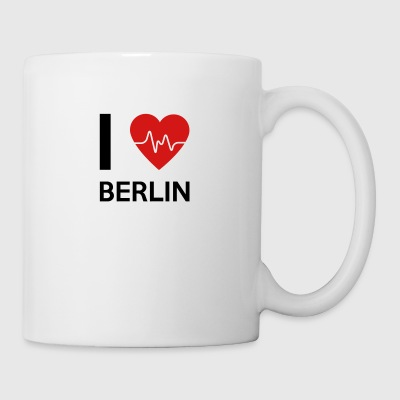 I Love Berlin - Coffee/Tea Mug