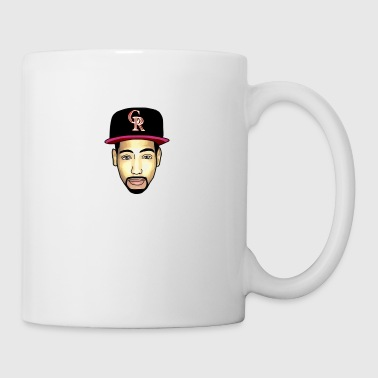 Legend Face - Coffee/Tea Mug