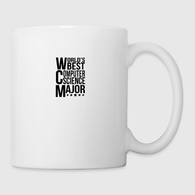 World's Best Computer Science Major - Coffee/Tea Mug