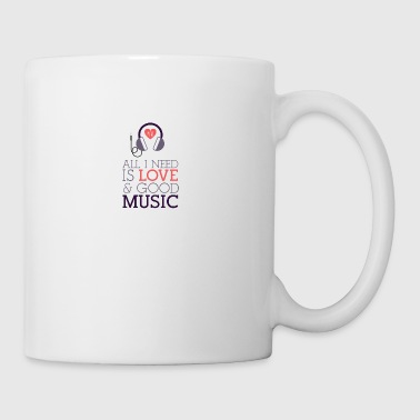 Love & Music - Coffee/Tea Mug