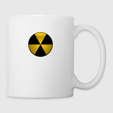 Radioactive Button - Coffee/Tea Mug