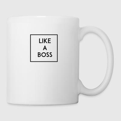 Why Not Live Like A Boss - Coffee/Tea Mug