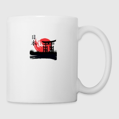 Japanese art - Coffee/Tea Mug