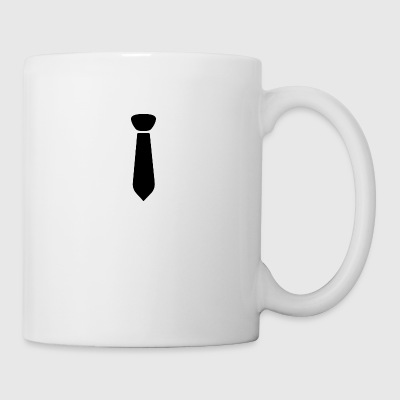 tie - Coffee/Tea Mug