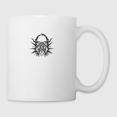 Hazama Emblem Crest - Coffee/Tea Mug