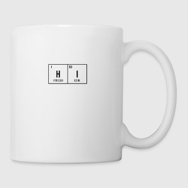 HI - Periodic Table Design - Coffee/Tea Mug