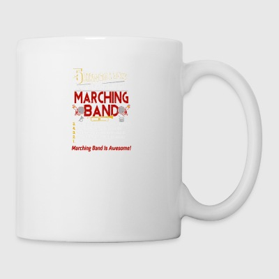 I Like Almost As Much As Marching Band T Shirt - Coffee/Tea Mug