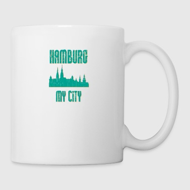 HAMBURG MY CITY - Coffee/Tea Mug