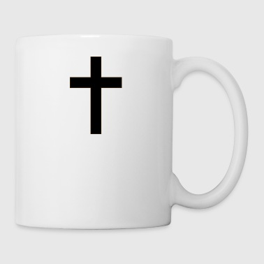 Christian Cross - Coffee/Tea Mug