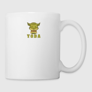 YODA Toddler Yoda Star Wars - Coffee/Tea Mug