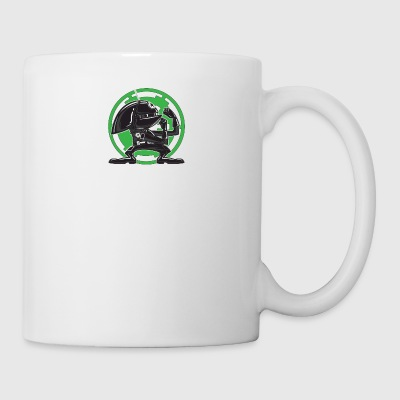 FIGHTING GUNNER - Coffee/Tea Mug