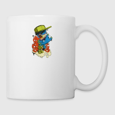 funky freak - Coffee/Tea Mug