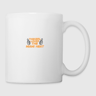 heat love - Coffee/Tea Mug