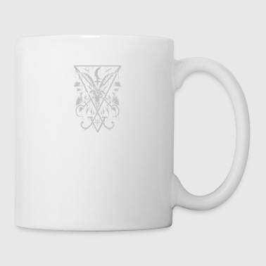 Sigil of Lucifer and Baphomet - Coffee/Tea Mug