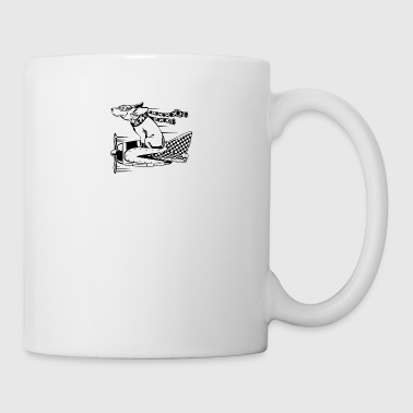 Canine Aviator - Coffee/Tea Mug