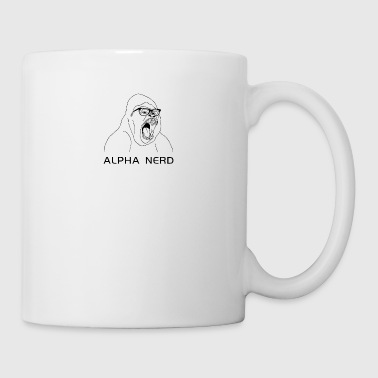 Alpha Nerd - Coffee/Tea Mug