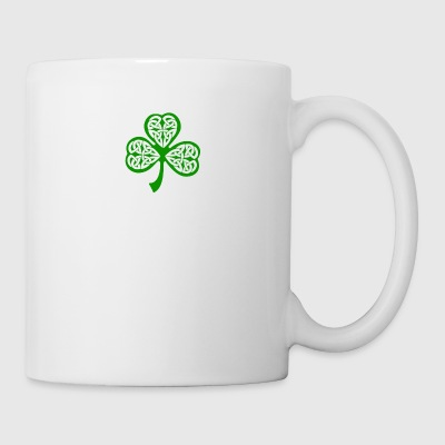 Celtic Shamrock - Coffee/Tea Mug