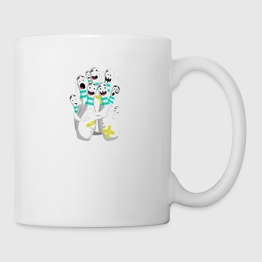 Nightmare bowling - Coffee/Tea Mug