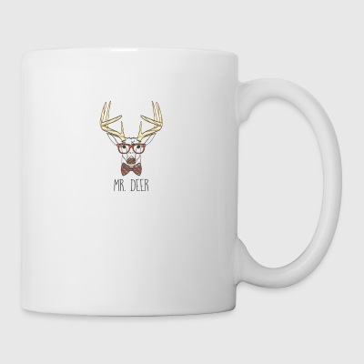 Mr. Deer - Coffee/Tea Mug