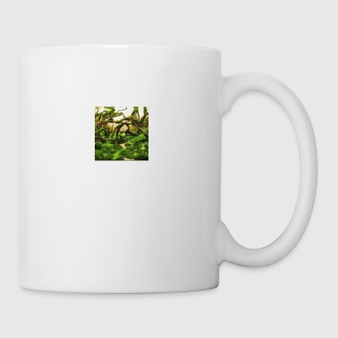 green aquarium - Coffee/Tea Mug