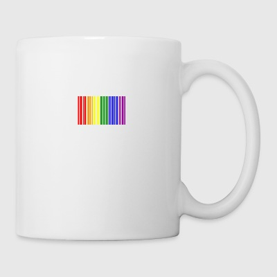 LGBT Bar Code - Coffee/Tea Mug