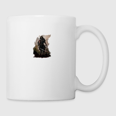 Samurai - Coffee/Tea Mug