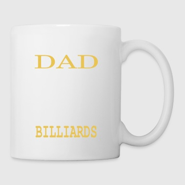 BILLIARD T-shirts - Coffee/Tea Mug