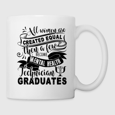 Woman Mental Health Technician Mug - Coffee/Tea Mug