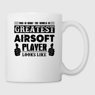 Airsoft Player Looks Like Mug - Coffee/Tea Mug