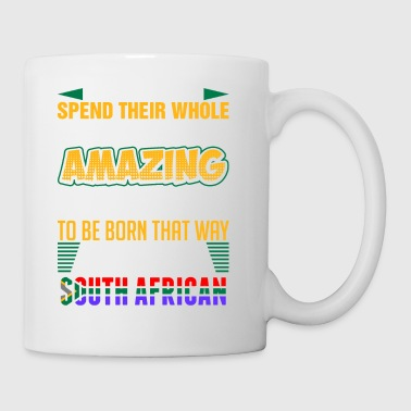 Some People Called The South African - Coffee/Tea Mug