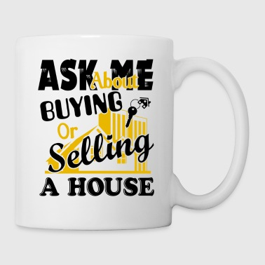 Real Estate Agent Mug - Coffee/Tea Mug