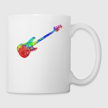 Guitar Bass Mug - Coffee/Tea Mug