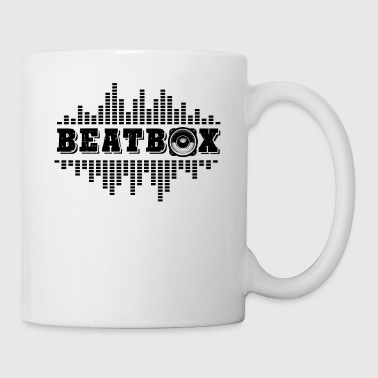 Beatbox Mic Mug - Coffee/Tea Mug