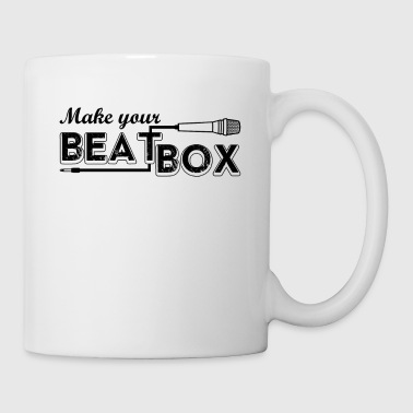 Make Your BeatBox Mug - Coffee/Tea Mug
