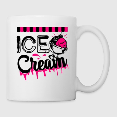 Ice Cream Mug - Coffee/Tea Mug