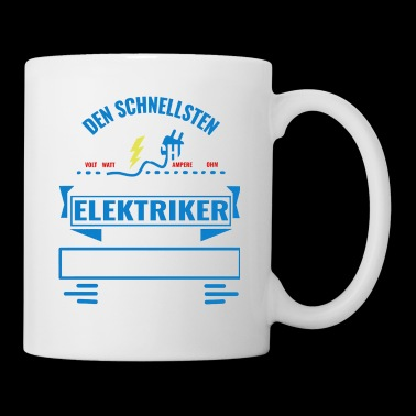 We have the best electricians - Coffee/Tea Mug