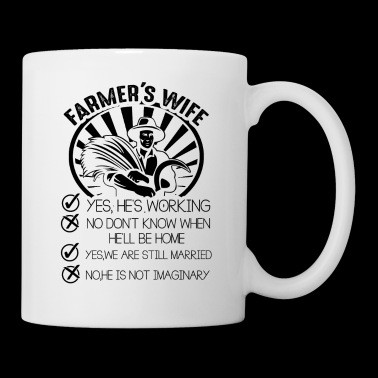 Farmer Wife Mug - Farmer's Wife Coffee Mug - Coffee/Tea Mug