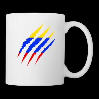 Colombia - Colombian Flag Soccer Fan 2018 - Coffee/Tea Mug