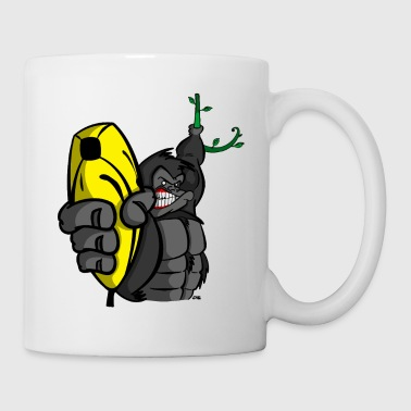 Guns Don't Kill People, Bananas Do! - Coffee/Tea Mug