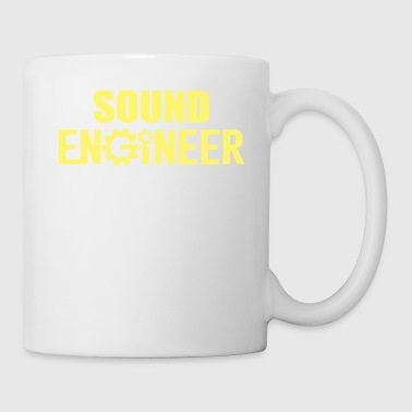 Sound Engineer Noun Shirt Funny Definition - Coffee/Tea Mug