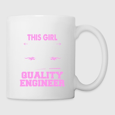 Quality Engineer Shirt Cool Gift for Girlfriend - Coffee/Tea Mug