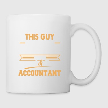 Accountant Shirt Cool Gift for Boyfriend - Coffee/Tea Mug