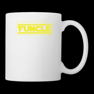 Look, I Am Your Funcle Funny Uncle Parody Awesome - Coffee/Tea Mug