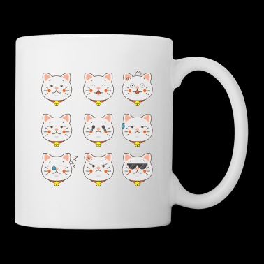 cats cat cats cats cats are wonderful - Coffee/Tea Mug